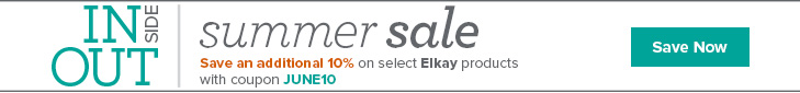 Elkay June Sale
