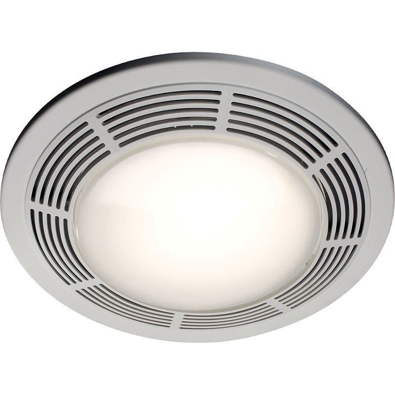 sone ceiling mounted hvi certified bath fan with light and night light