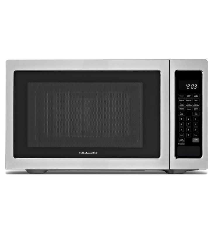 ... 22 Inch Wide 1.6 Cu. Ft. Countertop Microwave from the Architect