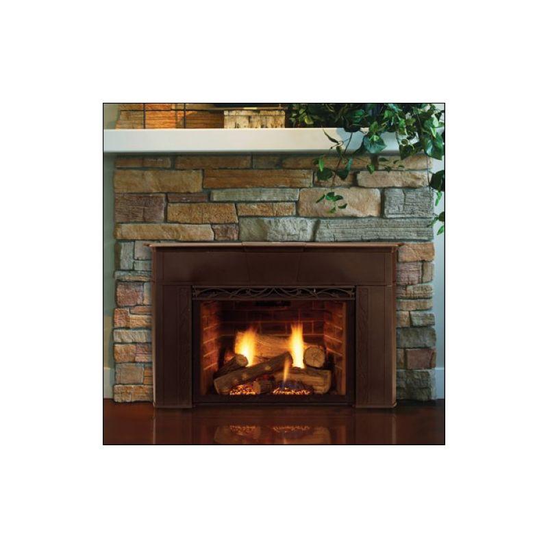 Majestic 30ildvpv Tavern Brown 30 30000 Btu Direct Vent Liquid Propane Gas Fireplace Insert