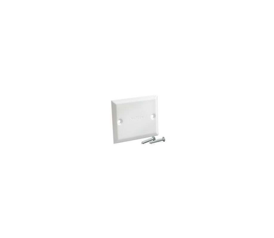 Nutone 394 White Black Cover Plate For Speculative Central