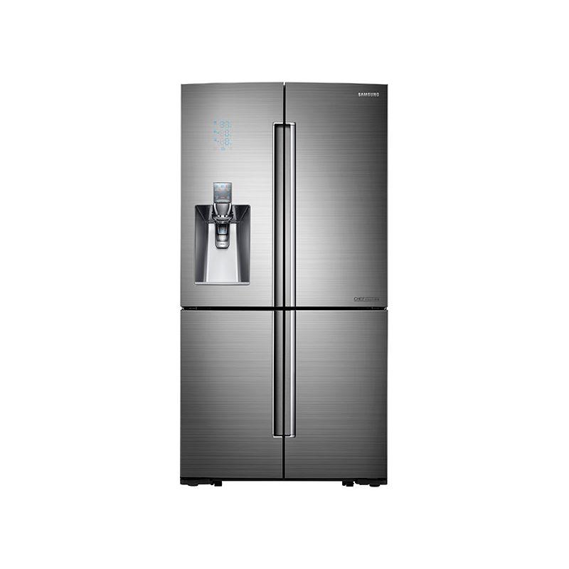 samsung rf24j9960s4 stainless steel 36 inch wide 24 1 cu ft 4 door counter depth french door. Black Bedroom Furniture Sets. Home Design Ideas