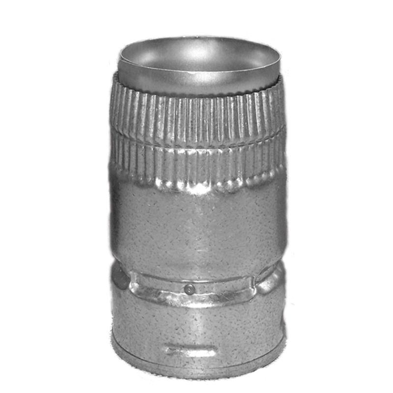 Duravent h aluminum quot inner diameter type b round