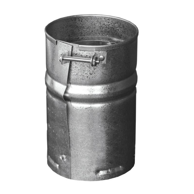 Duravent gvaf aluminum quot inner diameter type b round