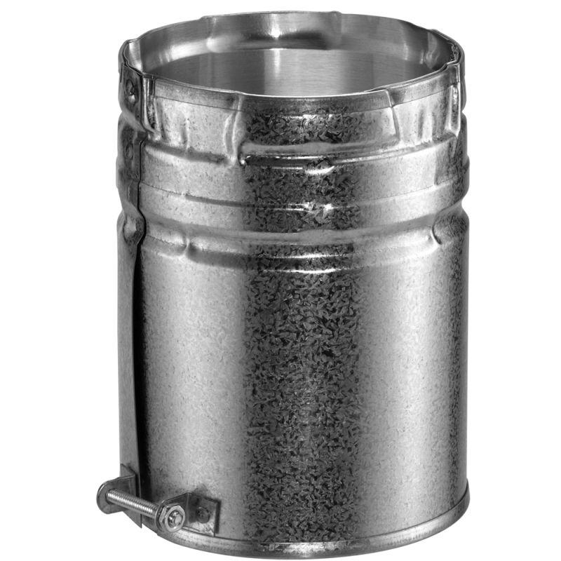 Duravent gvam aluminum quot inner diameter type b round