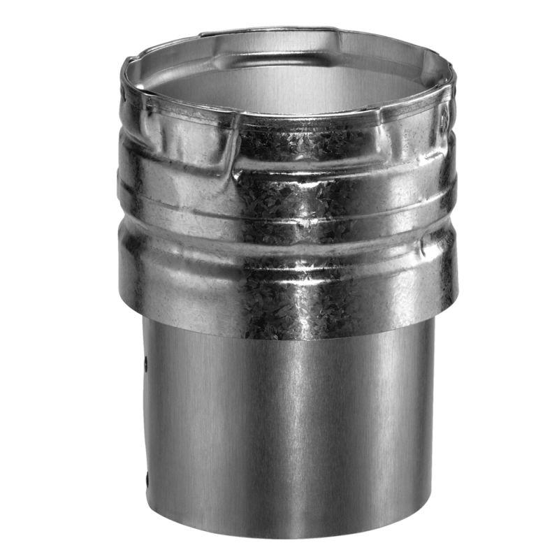 Duravent gvc aluminum quot inner diameter type b round