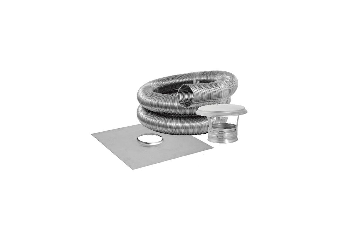 Duravent 5vft 25k Stainless Steel 5 Quot Inner Diameter