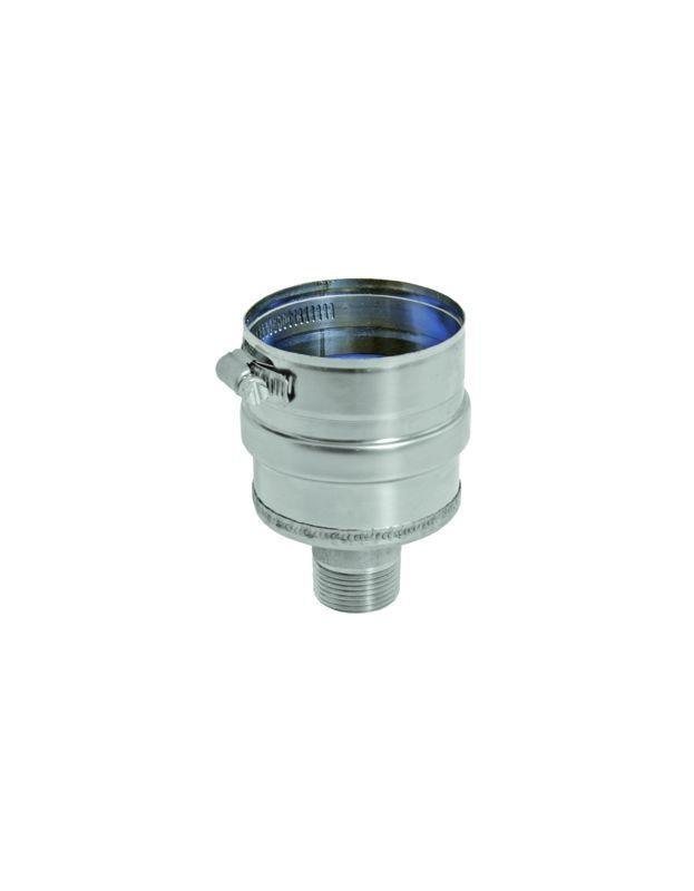 Duravent fsipsdf stainless steel quot inner diameter