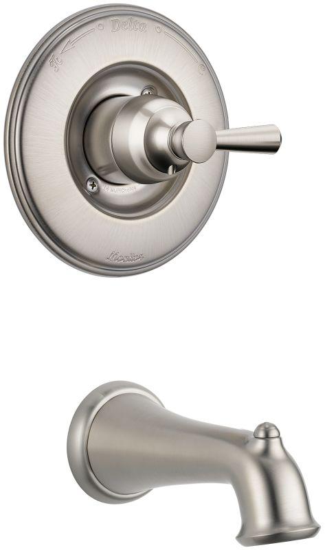 Hansgrohe 12016001 Chrome Tub Faucet