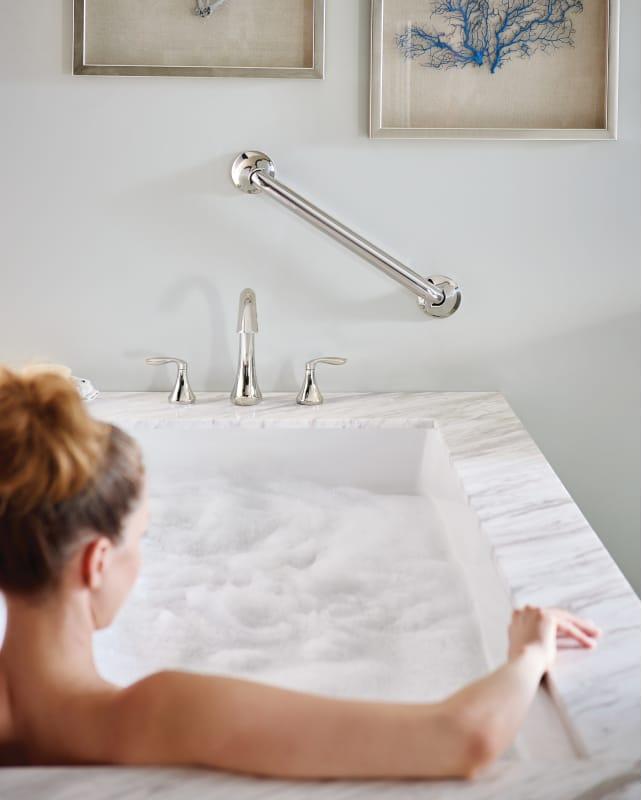 Moen T943 Moen Eva Bathroom Design on moen eva chrome, moen eva t6420, moen eva collection accessories, moen eva 6410, moen eva lav faucet, moen eva tub and shower, moen eva bronze, moen eva brushed nickel, moen eva shower spray,