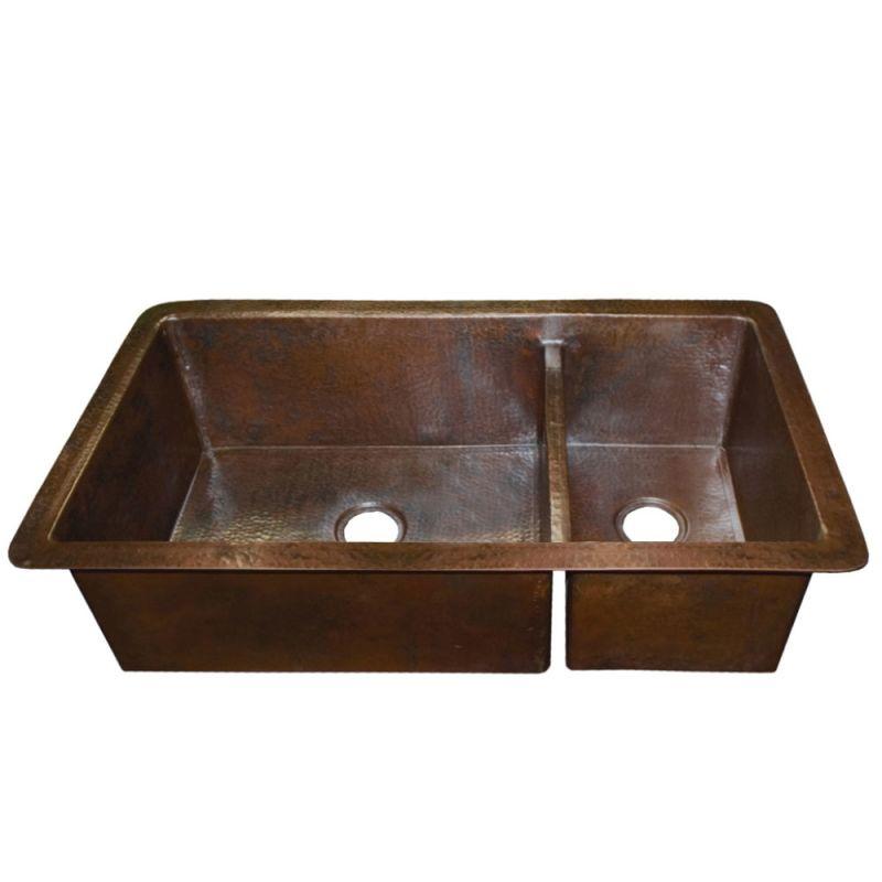 70 30 Split Kitchen Sinks