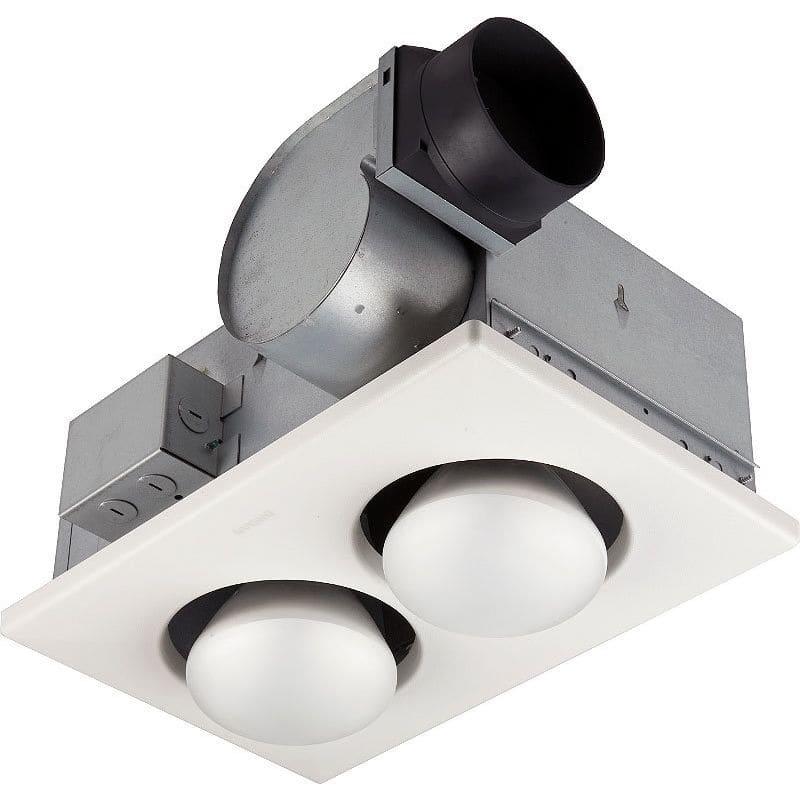 Nutone 9427p White Bathroom Fan