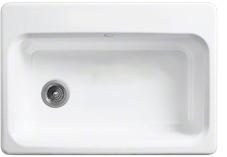 left drain sinks