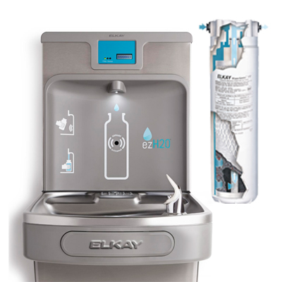 filtered drinking fountains filtered - Elkay Drinking Fountain