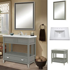 Bathroom Vanities Vanity Sets And Tops