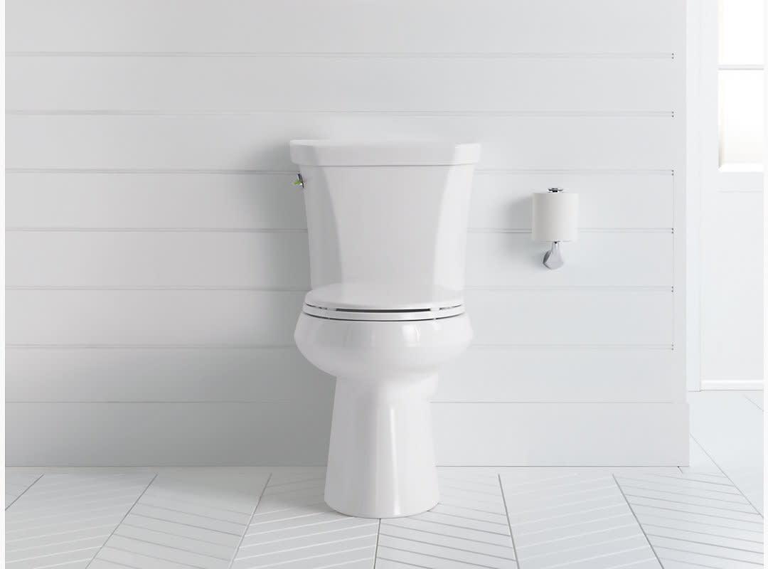 Enjoyable Janitorial Sanitation Supplies Kohler K 4774 0 Brevia Short Links Chair Design For Home Short Linksinfo