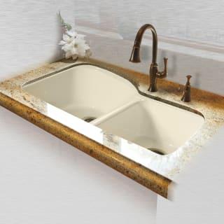 Cast Iron Kitchen Sink | Miseno Mci68 4um
