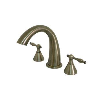 Kingston Oil Rubbed Bronze Roman Tub Faucet KS2365NL