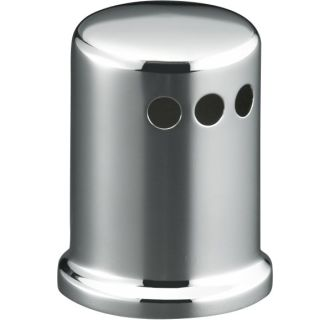 Polished Chrome KOHLER K-9111-CP Air Gap Cover with Collar