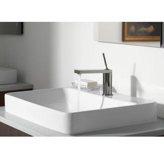 Kohler K 2660 1 0 White Vox 22 Vessel Sink With Overflow