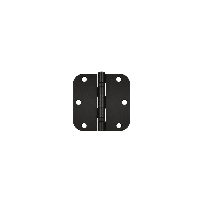 Baldwin 1140.102.I Full Mortise 5//8-Inch Radius Corner 4-Inch x 4-Inch Hinge Oil Rubbed Bronze