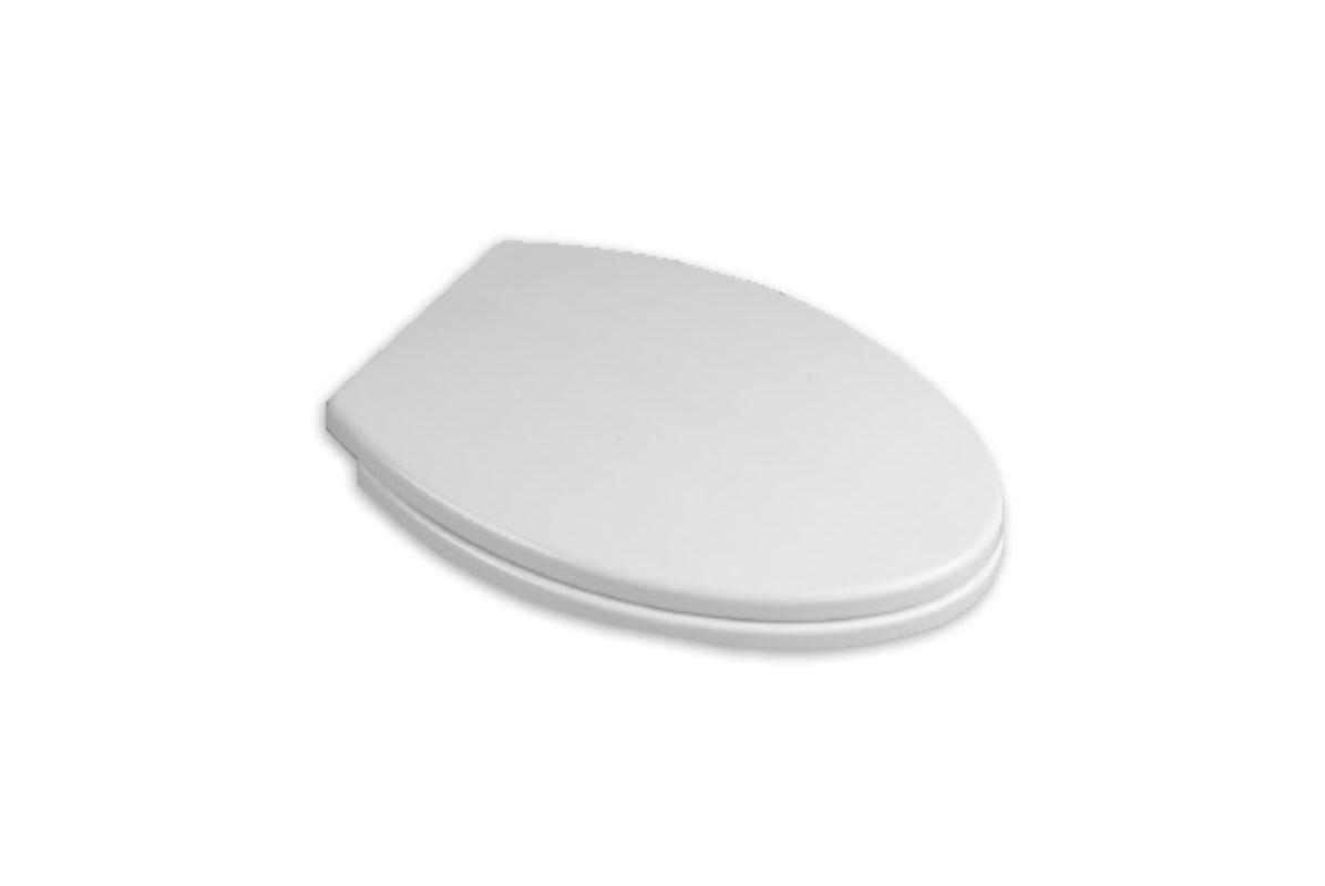 Cream Plastic Toilet Seat. Click to view larger image Faucet com  5256A 65C 020 in White by American Standard