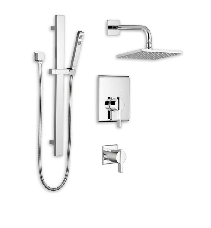 Faucet.com | T184.999.002 in Polished Chrome by American Standard