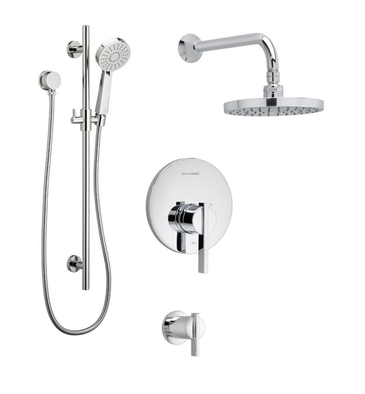 Faucet.com | T430.999CA.002 in Polished Chrome by American Standard