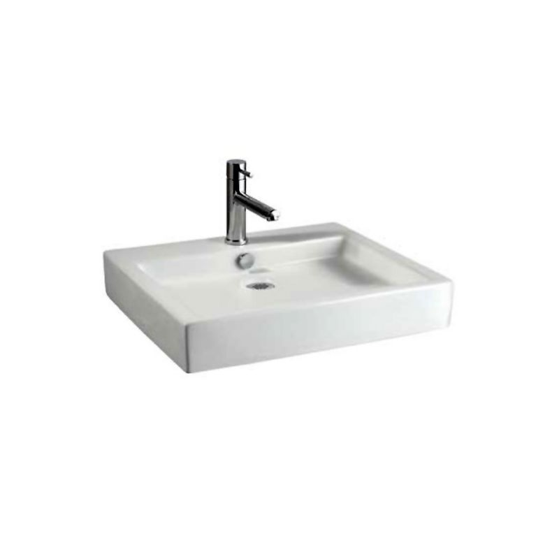 american standard porcelain kitchen sink faucet 0621 001 020 in white by american standard 7443