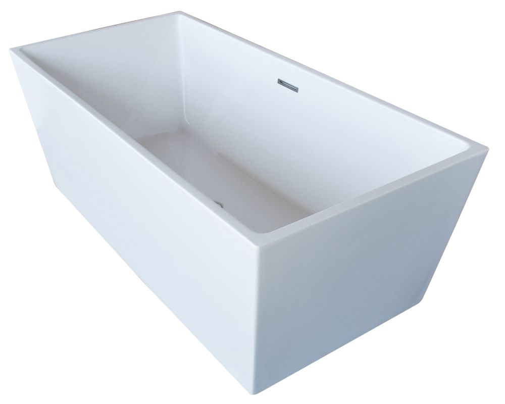Offer Ends  Ships to CanadaFaucet com   AV6731GDSXCWXX in White by Avano. Free Standing Tub Canada. Home Design Ideas
