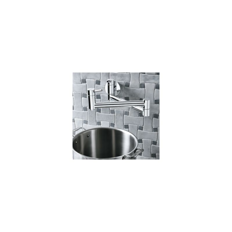 Faucet Com 441194 In Polished Chrome By Blanco
