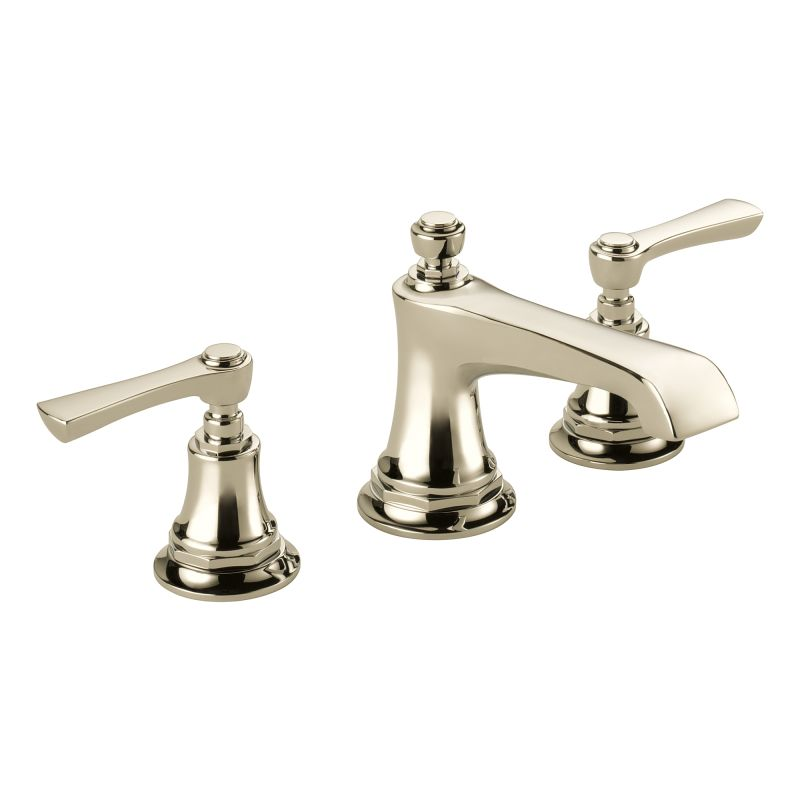Bathroom Faucet Polished Nickel faucet | 65360lf-pnlhp in brilliance polished nickelbrizo
