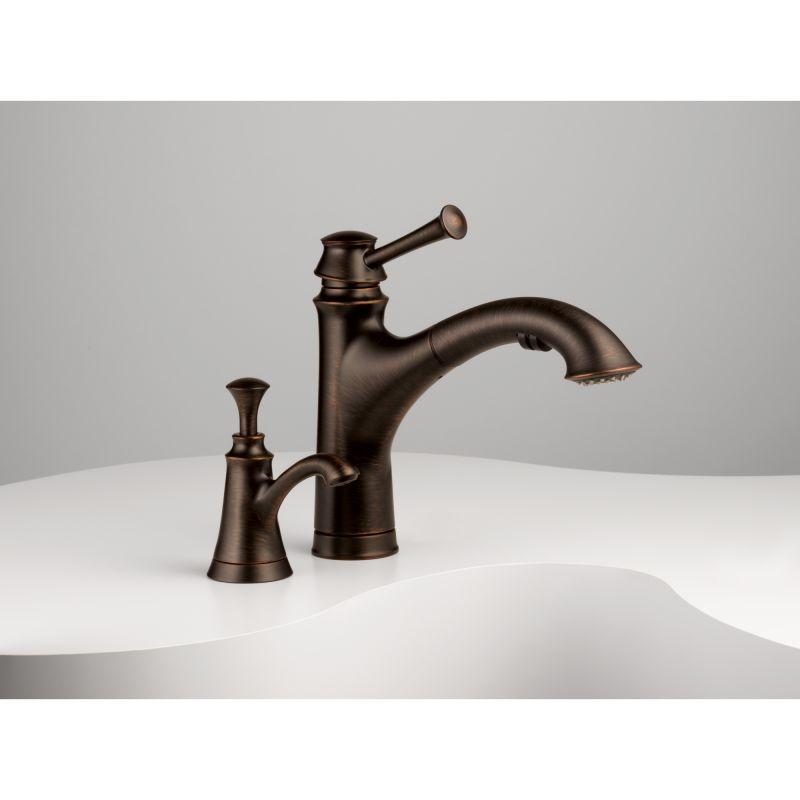 Brizo Brushed Bronze Kitchen Faucet