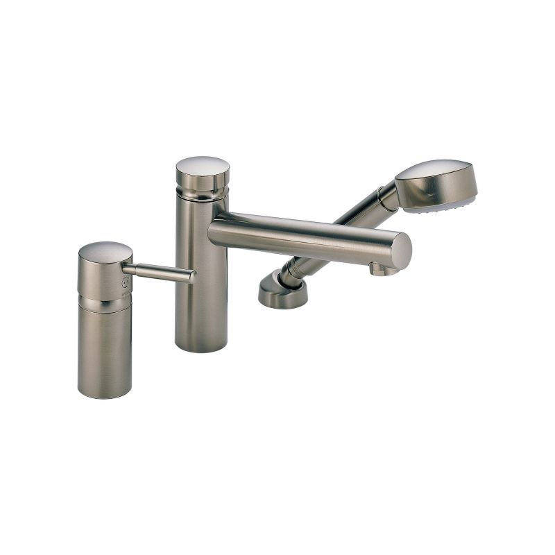 Faucet.com | 67214-BN in Brilliance Brushed Nickel by Brizo