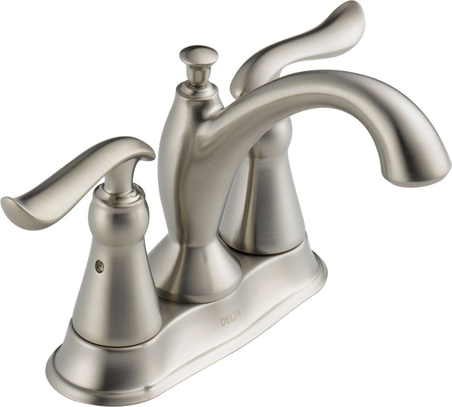 Bathroom Faucets Lifetime Warranty faucet   2594-ssmpu-dst in brilliance stainlessdelta
