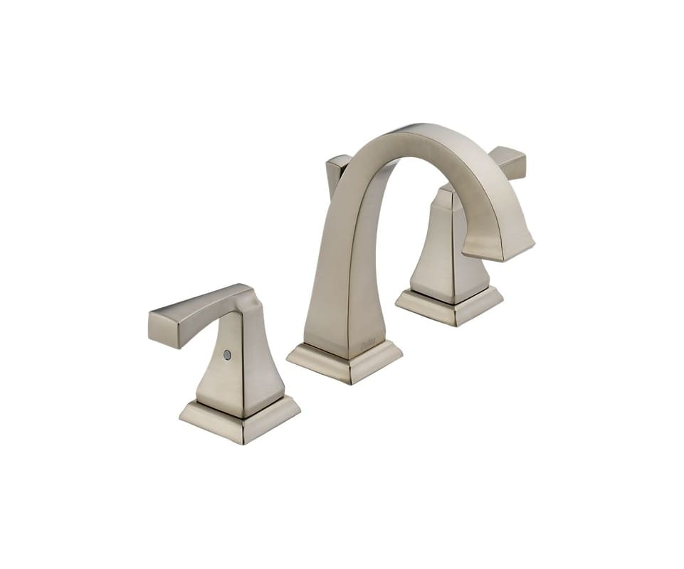 Faucet.com   3551LF-PN in Brilliance Polished Nickel by Delta