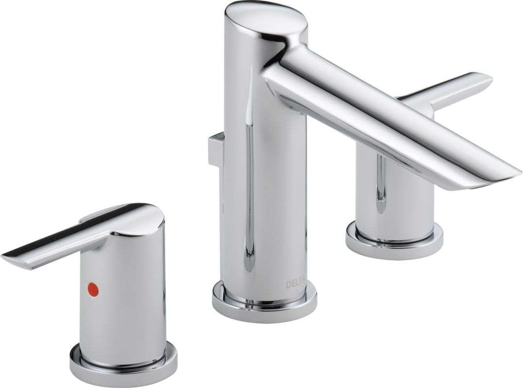 Bathroom Faucets Lifetime Warranty faucet | 3561-mpu-dst in chromedelta