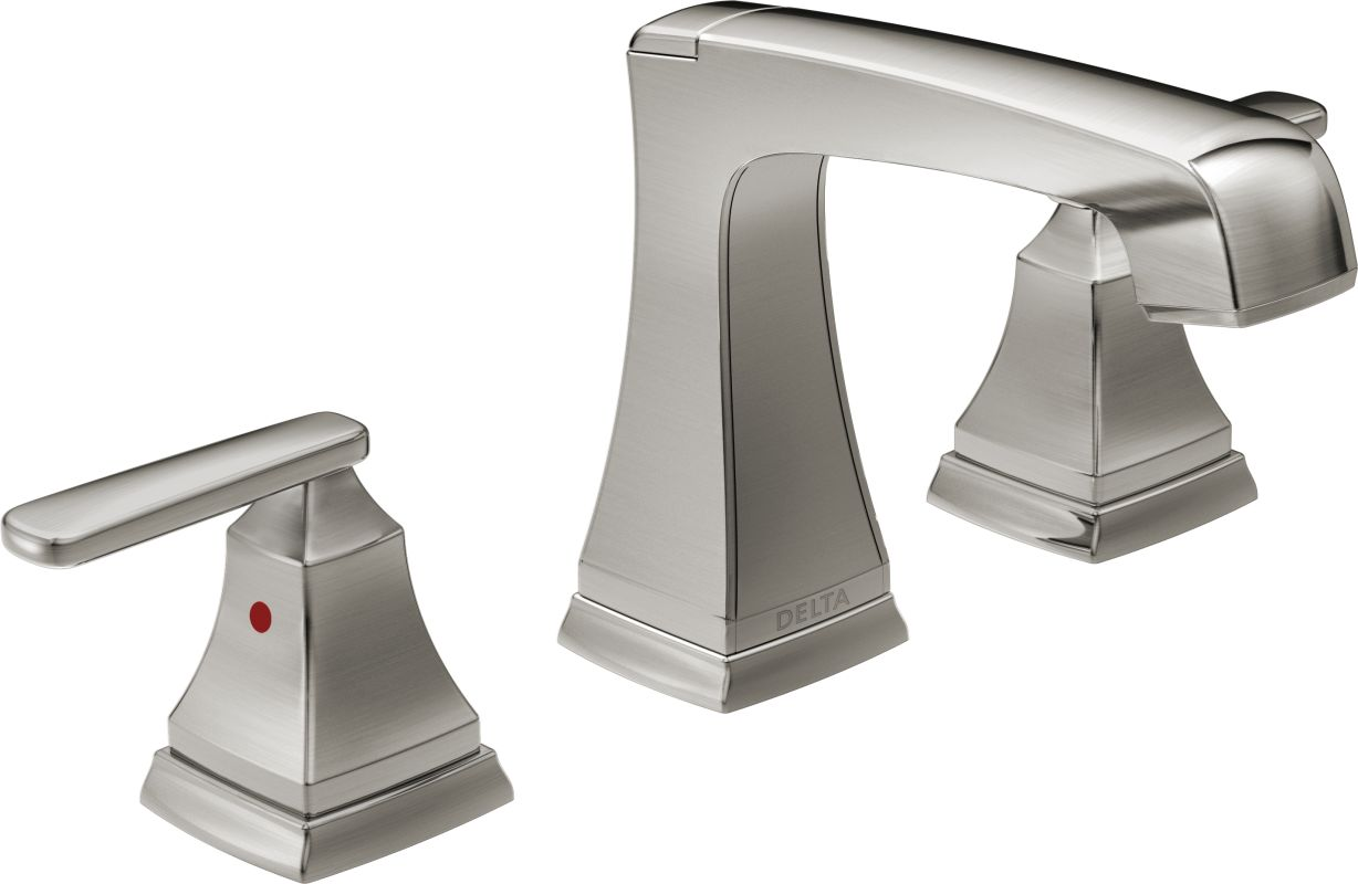faucet com 3564 ssmpu dst in brilliance stainless by delta