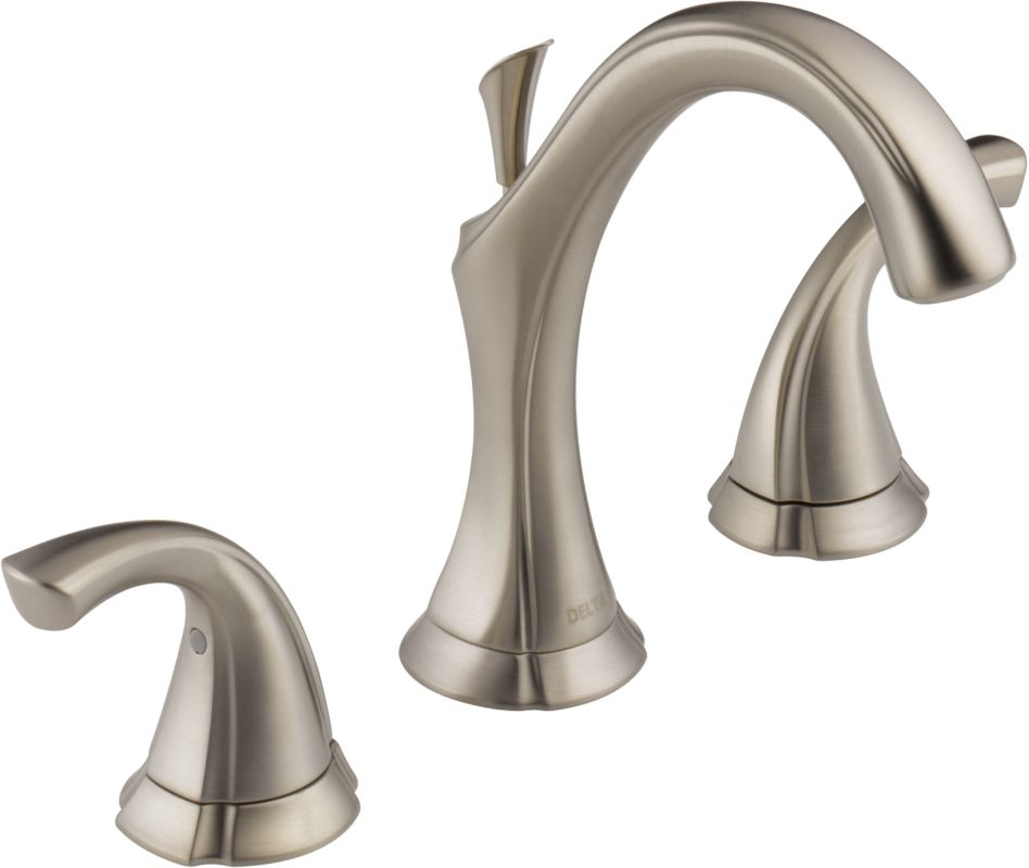 Bathroom Faucets Lifetime Warranty faucet | 3592lf-ss in brilliance stainlessdelta