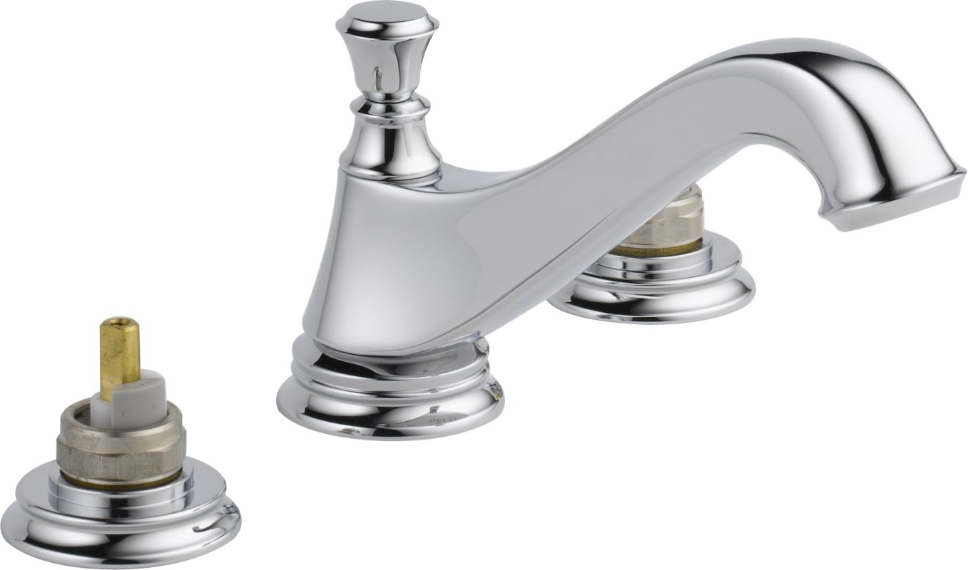 Delta Kitchen Faucets Warranty Faucetcom 3595lf Mpu Lhp In Chrome By Delta