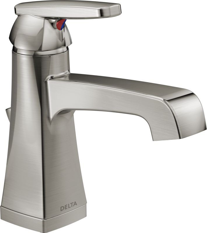 Bathroom Faucet Base Plate faucet | 564-ssmpu-dst in brilliance stainlessdelta