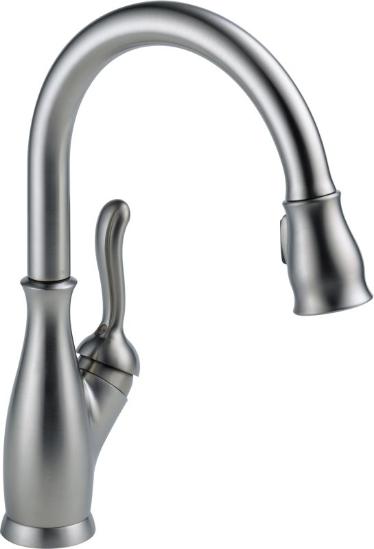 Faucet.com | 9178-AR-DST in Arctic Stainless by Delta