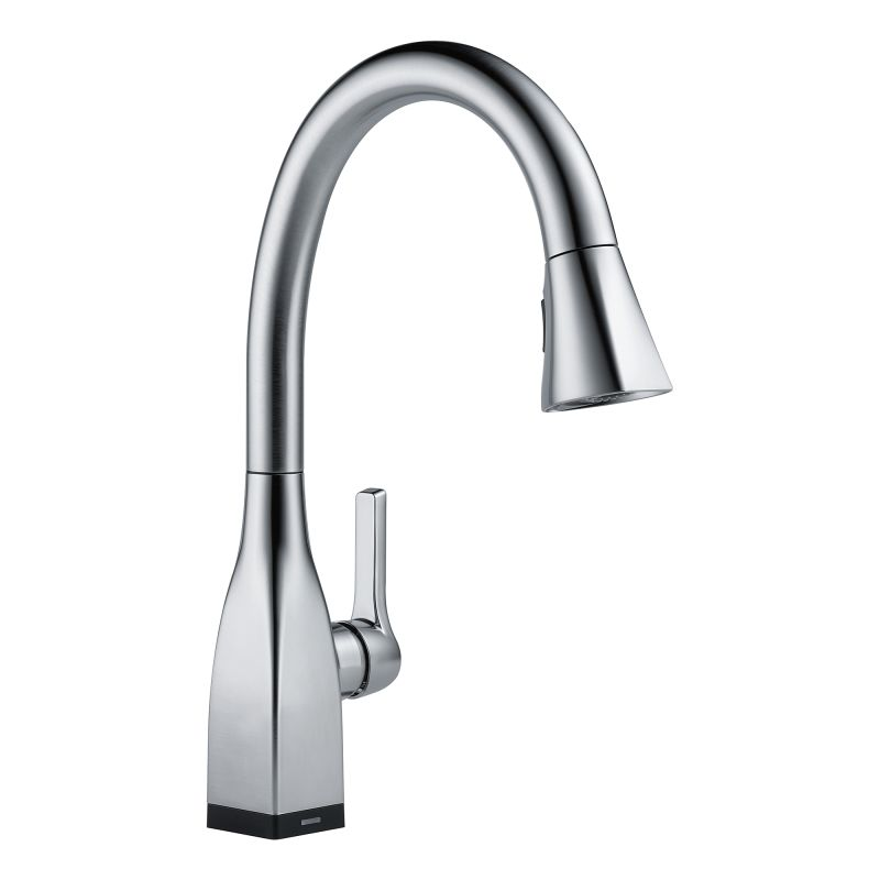 Faucet.com | 9183T-AR-DST in Arctic Stainless by Delta