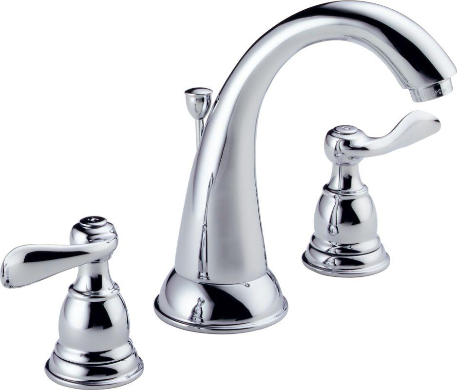 Bathroom Faucets Lifetime Warranty faucet   b3596lf in chromedelta