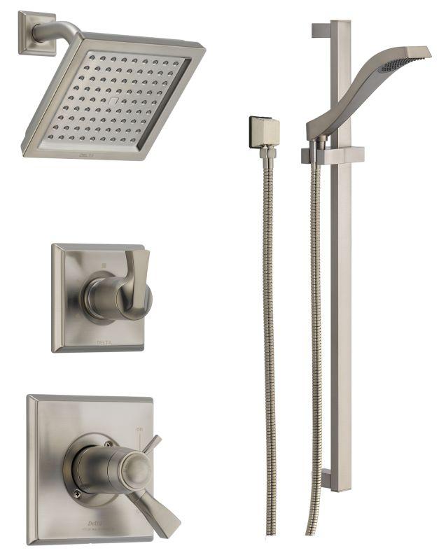 Delta Dryden Faucets and Accessories at Faucet.com.