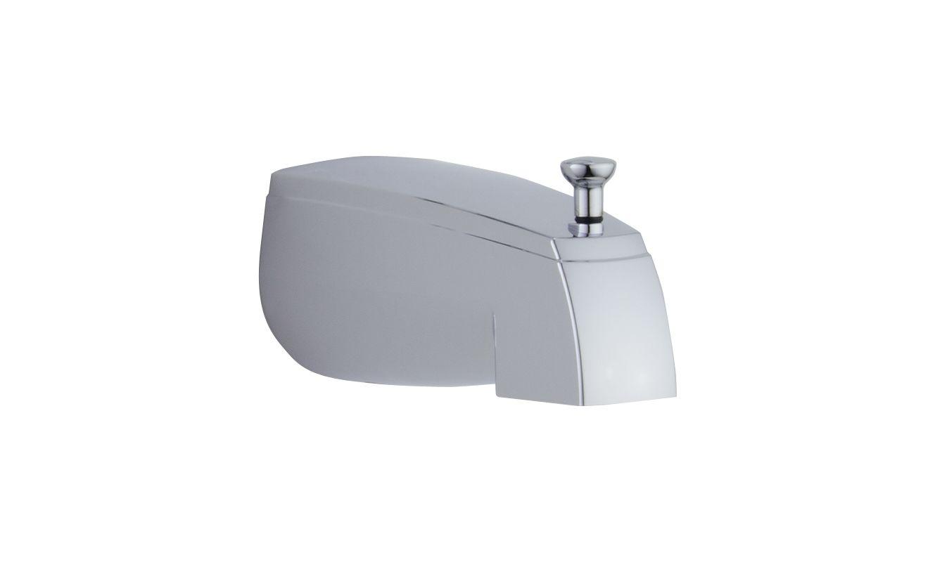 Faucet com   RP5834 in Chrome by Delta. 3 4 Bath Spout. Home Design Ideas