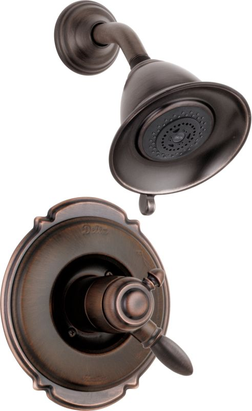 Faucet.com | T17255-RB in Venetian Bronze by Delta