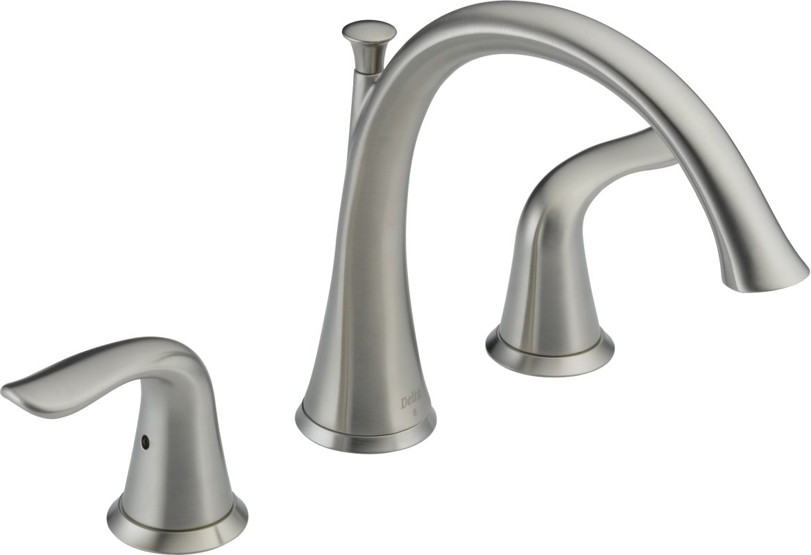 Faucet.com | T2738-SS in Brilliance Stainless by Delta