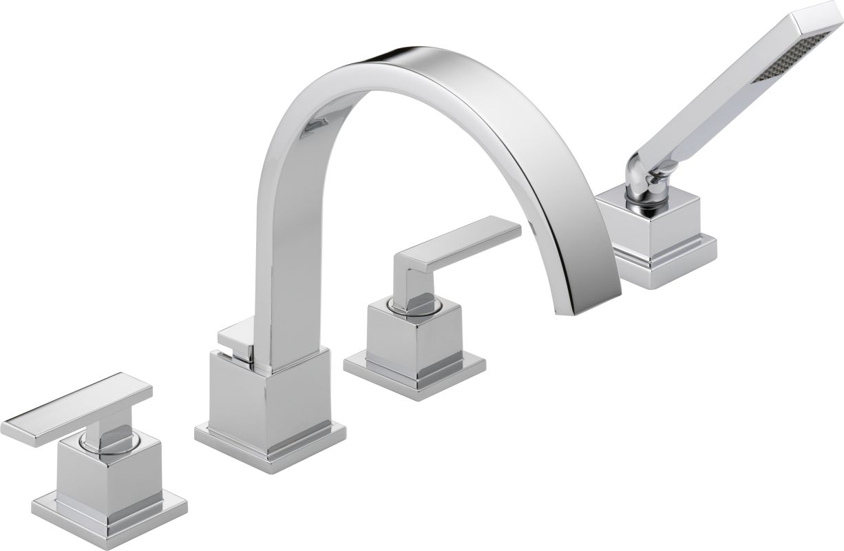 faucet com t4753 in chrome by delta