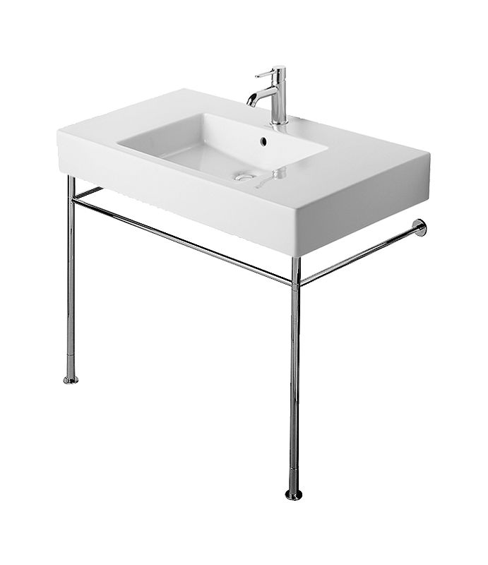 Faucet.com | 0030711000 in Chrome by Duravit